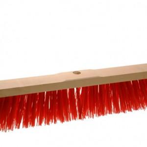 Saalbesen 60 cm Arenga mit Quick-Fest-Halter